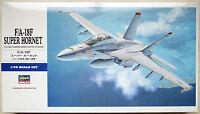 Hasegawa E18 F/A-18F SUPER HORNET 1/72 scale kit