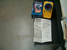 Radio Shack 60-2336 Color Changing Lantern w/Morse Code Manufactured August 1990