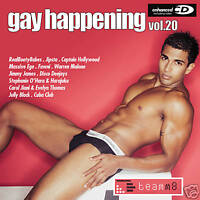 CD Gay Happening 20 von Various Artists