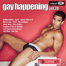 CD Gay Happening 20 de Various Artistas