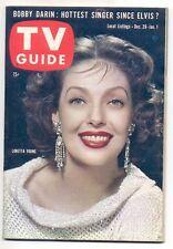 12/26/1959 TV Guide     Loretta Young     Bobby Darin