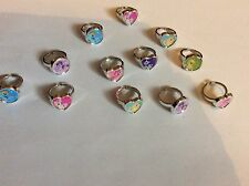 Party Bag Fillers X 12 Ring My Little Pony