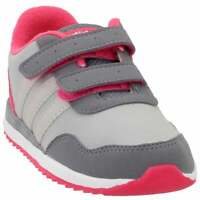 adidas V Jog Cmf  Infant Boys  Sneakers Shoes Casual   - Grey - Size 4 M