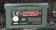 GameBoy Advance Modul Need for Speed Carbon Own City  GBA Spiel