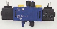 Aventics 4/2 PNEUMATIC CONTROL VALVE 230V AC 200L/min 3.5VA Solenoid/Pilot