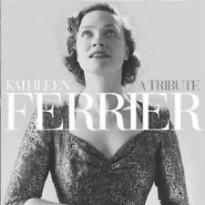 KATHLEEN FERRIER/+ - A TRIBUTE  2 CD SÄNGERPORTRAIT/BEST OF  NEW+