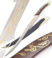 Arwen Le Seigneur des Anneaux Epée épée arwen Sabre et fourreau hadhafang