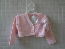 bolero bundle X3  3-6 months  Romany Spanish Baby Girls Cardigan
