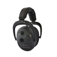 ProEars Predator Gold Hearing Protection and Nrr 26 Contoured black Ear Muffs