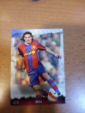 Messi fichas de la liga mundicromo 2009