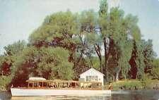 Toronto Canada Miss Rockport Steamer Rockport Wharf Antique Postcard J58817