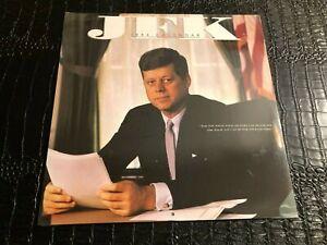1994 WALL CALENDAR (UNUSED-SEALED) 12x12 JOHN F KENNEDY