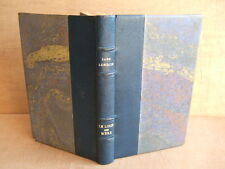 JACK LONDON : LE LOUP DES MERS. Ed CRES et Cie 1930. EXEMPLAIRE NUMEROTE N° 113.