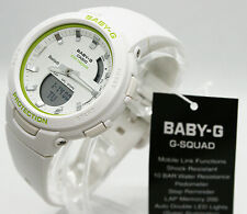 ✅ Casio Baby-G BSA-B100SC-7AER Step Tracker Bluetooth® Smart ✅