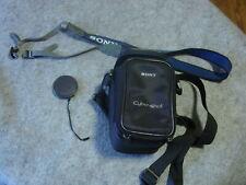 Sony Cybershot Camera Case Attendance Bag Mint