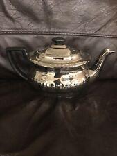 Gibsons Silver Luster Georgian England Teapot