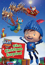 Mike the Knight: Mike's Christmas Surprise DVD, Jake Beale, Trek Buccino, Alexan