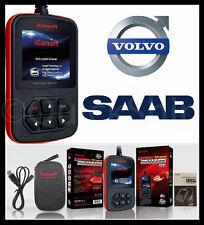 SAAB Diagnostic Scanner Tool SRS ABS CHECK ENGINE LIGHT OBD2 CODE READER SCAN