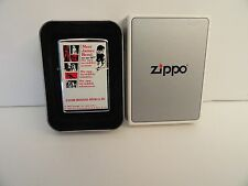 Rare Zippo James Bond 007 From Russia with Love Limited Production (1996) New
