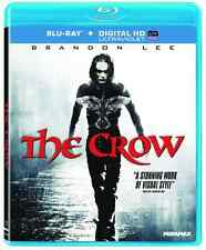 The Crow (Blu-ray/DVD, 2-Disc Set + Digital Copy) • NEW • Michael Massee