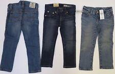 Girls trousers jeans bowery skinny DESIGNER  age 2 - 14 years denim