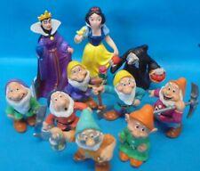 Disney SCHNEEWITTCHEN groß Bully Bullyland 10 Figuren Serie komplett TOPZUSTAND