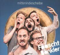 FÄASCHTBÄNKLER - MITTEN IN DIE SCHEIBE   CD NEU