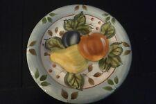 """HERITAGE MINT LTD. BLACK FOREST FRUITS SALAD PLATE--8""""-- Set of 6"""