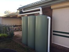 Modular Slim Line 3000 Litre water Tanks