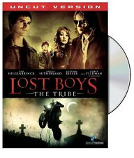DVD - Horror - Lost Boys - The Tribe - Corey Feldman - Corey Haim - P.J. Pesce
