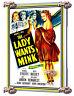 THE LADY WANTS MINK (DVD) 1953 Dennis O'Keefe, Ruth Hussey, Eva Arden