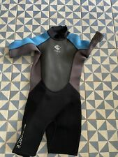 New listing Kids Short Wet Suit Chest 74-79 height 146-154