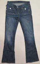 ~ ROCK & REPUBLIC ~ SCORPIAN ~ Women's Denim Blue Jeans 29 X 34L SWEET CONDITION
