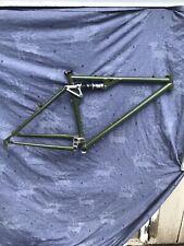 Green Cycle mountain bike frame Rare Built In California