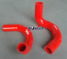 For HOLDEN EH 149 179 silicone radiator hose RED