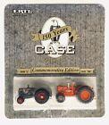 CASE L & 500 TRACTOR-1992 ERTL 1:64 SCALE COMMEMORATIVE EDITION #253