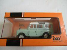 1 43 Ixo Land Rover 109 series 2 1958 Lightgreen/creme
