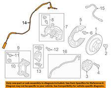 MINI OEM 11-16 Cooper Countryman Rear Brake-Sensor 34359804834