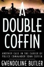 John Coffin Ser.: A Double Coffin Bk. 28 by Gwendoline Butler (1998, Hardcover)