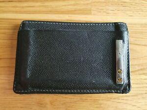CARTIER Leather Card Slip