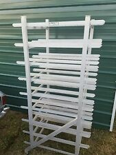 Commercial Can Rack Shelves NEW AGE Aluminum