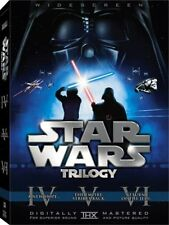 Star Wars Trilogy (6-Disc Set Widescreen DVD) Remastered & Original Release!