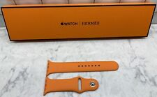 Apple Watch Hermes Hermès Orange Sport Band M/L 44mm 42mm Series 1 2 3 4 5