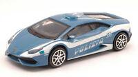 Lamborghini Huracan LP610-4 2014 Polizia Stradale 1:43 Model BBURAGO