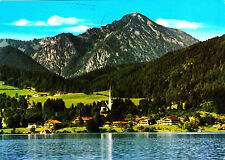 Bad Wiessee am Tegernsee ; Ansichtskarte 1986 gel.