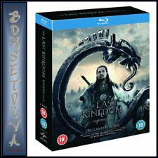 The Last Kingdom Season 1and2 Blu-ray 2017 Region DVD Region 2