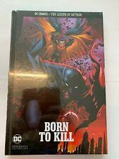 DC COMICS THE LEGEND OF BATMAN - BORN TO KILL, VOLUME 3,  BRAND NEW SEALED