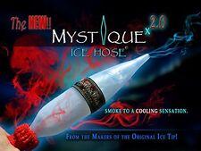 Mystique Hookah Ice Hose Tip Freezable for Cooler Smoke 13 Long Huka Hooka