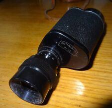 Ancienne Jumelles monoculaire deraisme 8x32 étui en cuir