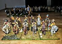 28mm English Civil War Royalist Cavalier Cavalry
